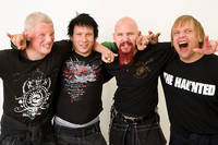 2008-06-28 - Rockfotostudion spelar på Metaltown, Göteborg