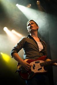 2008-07-03 - Markus Krunegård performs at Arvikafestivalen, Arvika