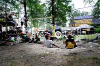 2008-07-04 - Områdesbilder performs at Arvikafestivalen, Arvika