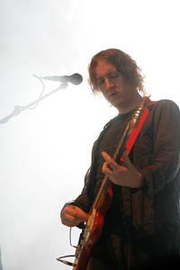 2008-07-05 - My Bloody Valentine spelar på Roskildefestivalen, Roskilde