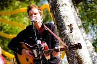 2008-07-26 - The Tallest Man On Earth spelar på Skankaloss, Gagnef
