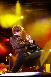 2008-08-16 - Timo Räisänen spelar på Malmöfestivalen, Malmö