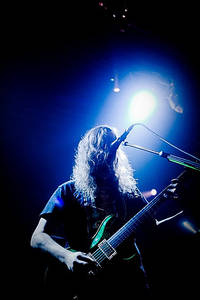 2008-12-17 - Opeth spelar på Debaser Medis, Stockholm