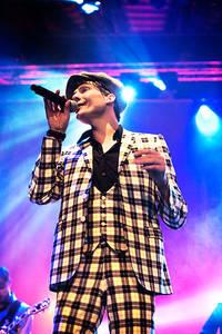 2009-02-27 - Håkan Hellström spelar på Conventum Kongresshall, Örebro