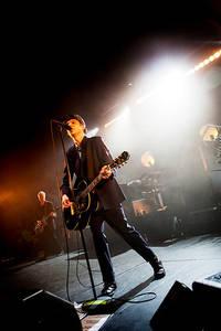 2009-03-15 - Thåström performs at Cirkus, Stockholm