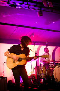 2009-03-28 - Deportees performs at Umeå Open, Umeå