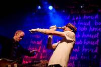 2009-05-01 - Bob Hund spelar på Trädgår'n, Göteborg