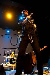 2009-05-02 - Bob Hund spelar på Cirkus, Stockholm