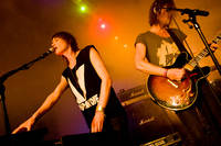 2009-05-02 - Du Pacque spelar på Popadelica, Huskvarna