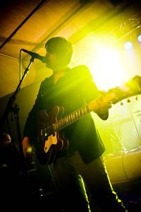2009-05-02 - Markus Krunegård performs at Popadelica, Huskvarna