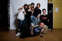 2009-05-09 - Rockfotostudion spelar på Klubben, Stockholm