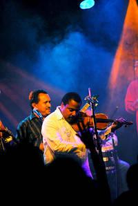 2009-06-03 - Orquesta Aragón spelar på Södra Teatern, Stockholm