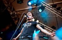 2009-06-27 - Blindside performs at Peace & Love, Borlänge