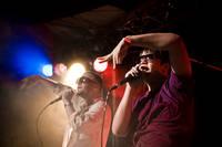 2009-07-02 - Lorentz & Sakarias spelar på Arvikafestivalen, Arvika
