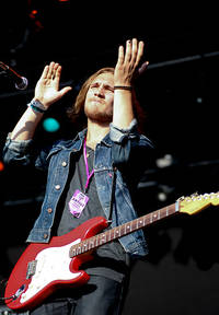 2009-07-02 - Erik Hassle spelar på Sundsvalls gatufest, Sundsvall