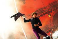 2009-07-04 - Håkan Hellström spelar på Roskildefestivalen, Roskilde