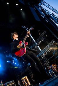 2009-07-10 - Mando Diao spelar på Hultsfredsfestivalen, Hultsfred