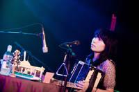 2009-07-10 - Shugo Tokumaru spelar på Debaser Hornstulls Strand, Stockholm