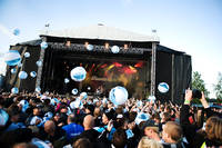 2009-07-10 - Mustasch spelar på Rockweekend, Kilafors
