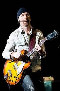 2009-08-01 - U2 spelar på Ullevi, Göteborg