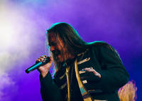 2009-08-12 - Hammerfall performs at Göteborgs Kulturkalas, Göteborg