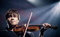 2009-10-19 - Alexander Rybak spelar på Cirkus, Stockholm