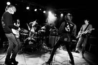 2009-11-20 - Invasionen performs at Nocks, Skellefteå