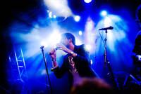 2009-11-21 - Deportees spelar på Sticky Fingers, Göteborg