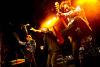 2010-02-12 - The Fleshtones spelar på Kägelbanan, Stockholm