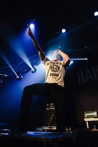 2010-03-26 - Raised Fist spelar på Umeå Open, Umeå
