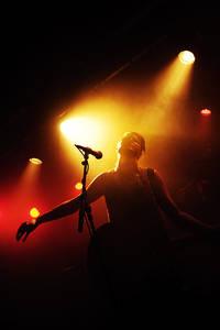 2010-04-24 - Markus Krunegård performs at Debaser Hornstulls Strand, Stockholm