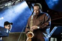 2010-06-12 - Wayne Shorter Quartet spelar på Stockholm Jazz Festival, Stockholm