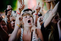 2010-07-01 - The Kooks spelar på Peace & Love, Borlänge