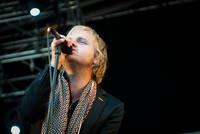 2010-07-03 - Hästpojken performs at Peace & Love, Borlänge