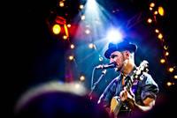 2010-10-14 - Moneybrother performs at Trädgår'n, Göteborg