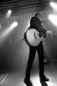 2011-01-30 - Johnossi spelar på Kulturfabrik Kofmehl, Solothurn