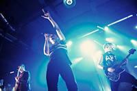 2011-03-18 - My Chemical Romance spelar på Hovet, Stockholm