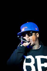 2011-05-01 - Lil Wayne spelar på The Bamboozle, East Rutherford, NJ