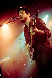 2011-06-22 - Vetiver performs at Debaser Slussen, Stockholm