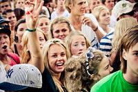 2011-06-29 - Paolo Nutini spelar på Peace & Love, Borlänge