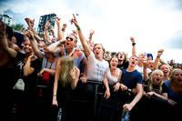 2011-06-30 - Mustasch spelar på Peace & Love, Borlänge