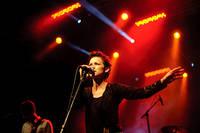 2011-07-01 - Anna Ihlis performs at Peace & Love, Borlänge