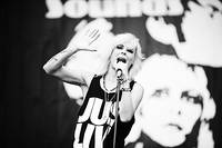 2011-07-01 - The Sounds performs at Peace & Love, Borlänge