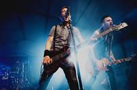 2011-07-02 - Toxic Lab Rats spelar på Peace & Love, Borlänge