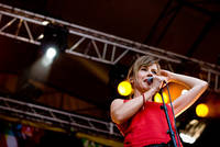 2011-08-04 - Säkert! performs at Sofiero, Helsingborg