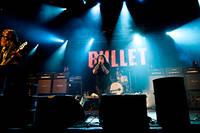 2011-08-06 - Bullet performs at Stortorget, Växjö