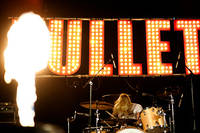 2011-08-06 - Bullet spelar på Stortorget, Växjö