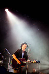 2011-08-12 - Thåström performs at Way Out West, Göteborg