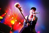 2011-08-26 - Maskinen performs at Malmöfestivalen, Malmö