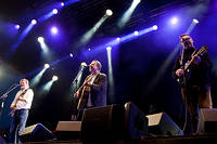 2011-09-08 - Hoola Bandoola Band performs at Gröna Lund, Stockholm